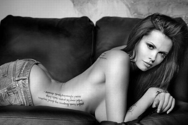 Фото актрис группы а снявшихся полностью голыми